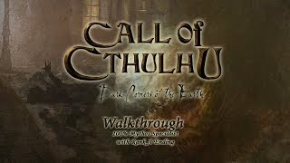 Call Of Cthulhu: The Dark Corners Of The Earth - 100% Mythos Specialist with Rank A Ending