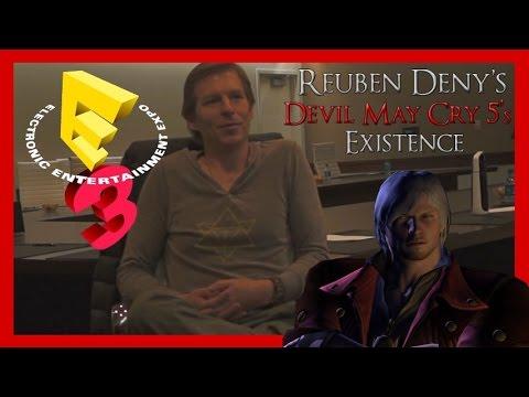 Reuben Langdon Denies DMC5 & is on E3 Listing
