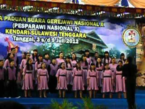 Ia Allahku kupuji Dia-Pesparawi 2012-PS Anak Batam