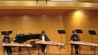 Let it be - Gayageum(Korean traditional string instrument) Quartet