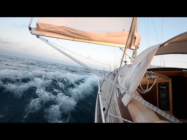 Yachtüberführung/Yacht Delivery from Germany to Portugal