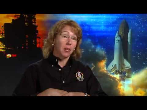 STS-135 - Interview with Space Shuttle Atlantis Mission Specialist Sandy Magnus