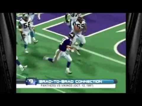 1997 Brad Johnson TD Pass to Himself
