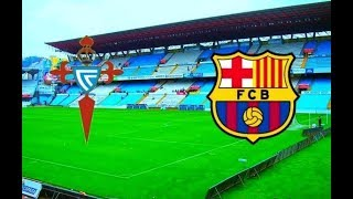 Прогноз на матч Сельта - Барселона 4.01.2018