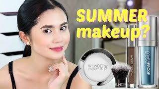 Video SUMMER MAKEUP? Wunder2 Makeup Review + FAKE SPOTTING! | Anna Cay ♥ download MP3, 3GP, MP4, WEBM, AVI, FLV Agustus 2017