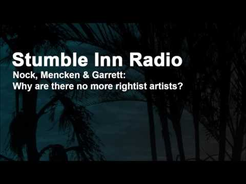 Why Are There No Artists On The Right? - Stumble Inn Radio
