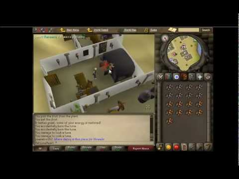 Old Runescape: Best place for smelting ore (Quick-Easy)