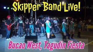 Bucao West 2013 Fiesta with the Skipper Band 1 WSX Martin audio subs