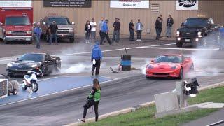 Chevy Corvette ZR1 vs Chevy Corvette Z06