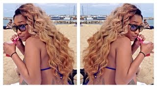 Hair Bleaching Tutorial : How I color my Extenisons Blonde