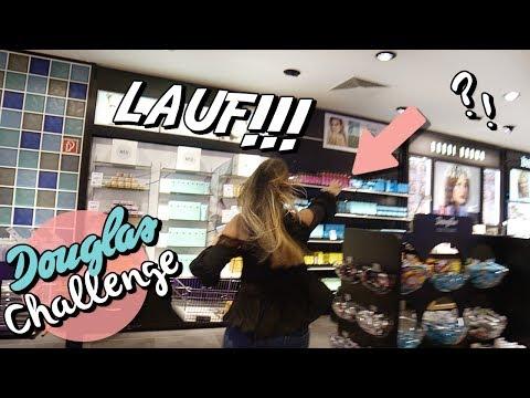 FINDE DAS PRODUKT 😱⏱ 1000€ LIVE DOUGLAS CHALLENGE + VERLOSUNG   Sara Isabel