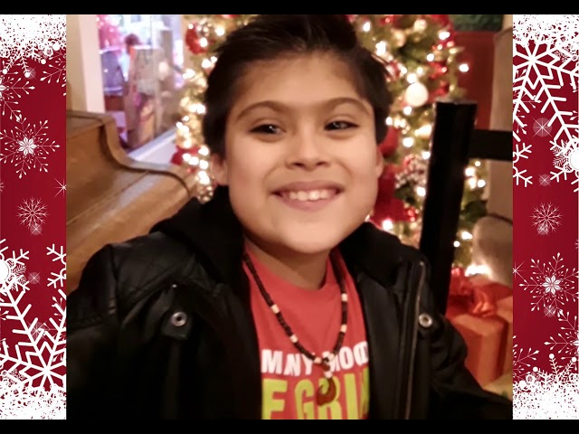 Merry Christmas from our Wish Kids
