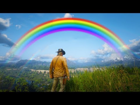 Red Dead Redemption 2 - Funny Moments Compilation! #4