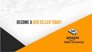 Amazon B2B Marketplace: Sell to business customers on Amazon
