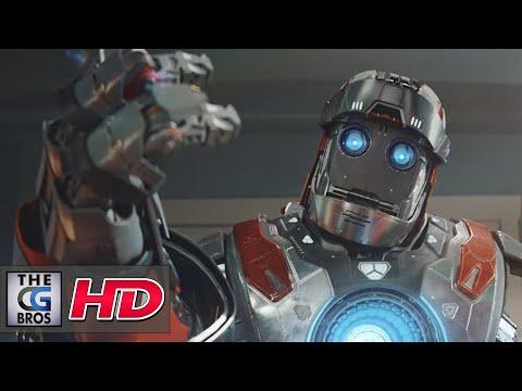 """CGI VFX Spot HD: """"Daloc The Robot"""" - by Troll VFX"""