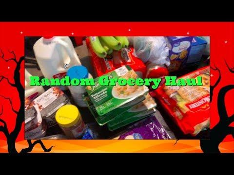 Grocery Haul| Random| WalMart Grocery Delivery| Chelsea Plotzke