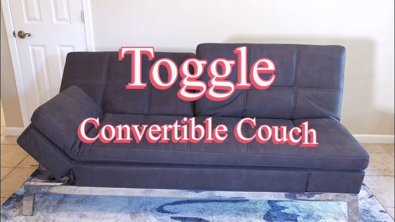 Toggle Convertible Couch Review In 30