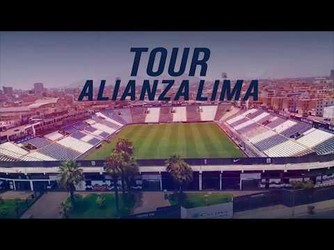 TOUR ALIANZA LIMA 2017 - ESTADIO: MATUTE