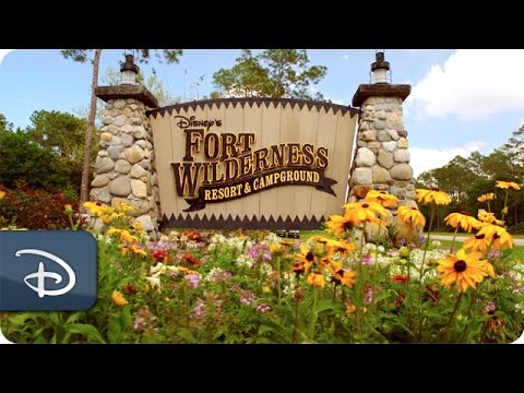 Disney's Fort Wilderness Resort & Campgrounds | Walt Disney World