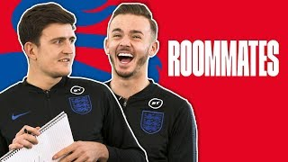 Jay-Z or Ed Sheeran? Who's Maddison Got In His Contacts? | Maddison & Maguire | Roommates | England