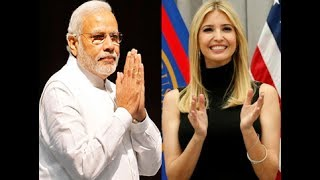 PM Modi invites Ivanka Trump to lead US delegation in India
