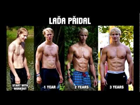 MOTIVATION - Lada Pridal before and after