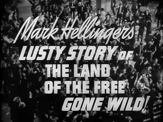The Roaring Twenties (1939) Trailer
