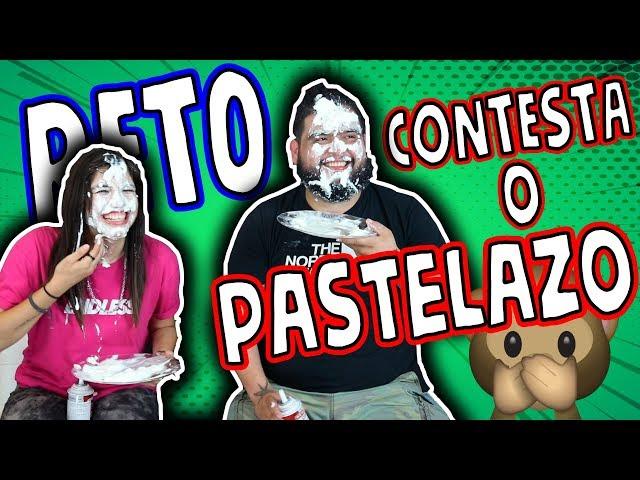 CONTESTA O PASTELAZO!! ft. La Mole Chida // Feerchaa Pacheco
