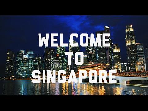 Singapore Travel Vlog (Universal Studio Singapore, Merlion, Marina Bay Sands, etc)