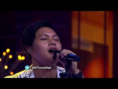 Rizky Febian - Pergilah Kasih (Cover) - Live at CNL