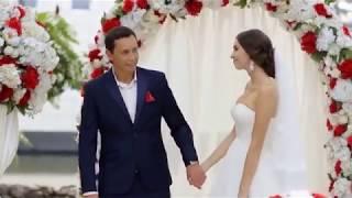 Невеста поет на свадьбе! Песня мужу! Красивая свадьба! #MFYRND
