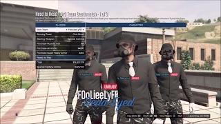 FOOL VS HOPE/PNMA | GTA 5 Crew Battle