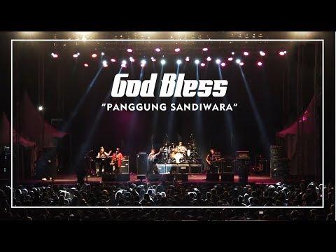 God Bless Panggung Sandiwara Live At Jogjarockarta 2017