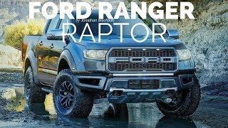 Cars Review Ford Ranger Raptor to debut in February in Bangkok 2018