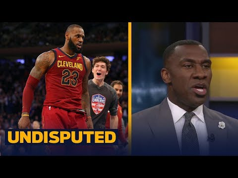 Skip and Shannon talk Enes vs LeBron James after the Cavs beat the Knicks | UNDISPUTED