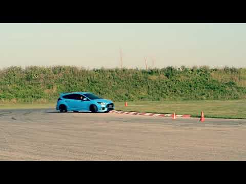 2017 Honda Civic Type R vs. Subaru WRX STI-TRACK REVIEW // ONE TRACK MIND