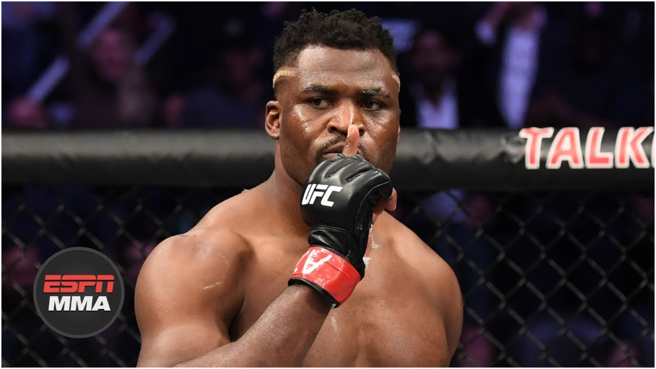 Francis Ngannou knocks out Cain Velasquez in 26 seconds | UFC Fight Night Highlights | ESPN MMA