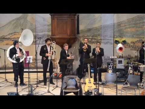 Nasal Orkestra  @Radio Suisse Romande