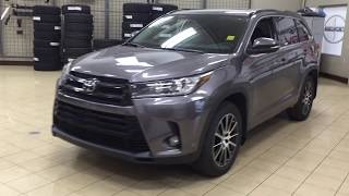 2018 Toyota Highlander SE Review