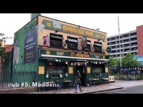 Belfast Pub Crawl / Irish Drinking Toasts