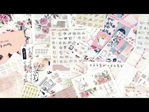 Planner Sticker Haul!!