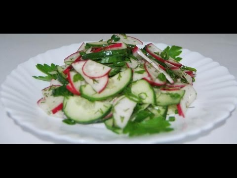 Салат Любовница кулинарный рецепт