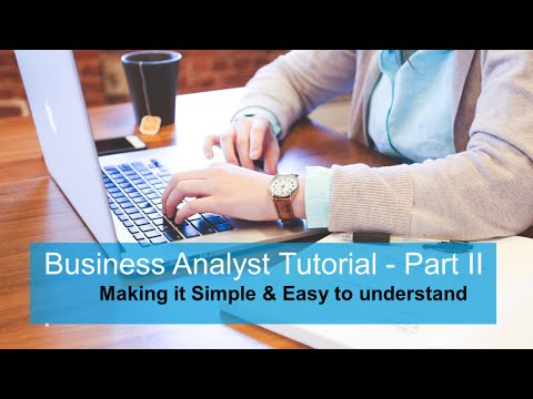 Business Analyst Training for Beginners