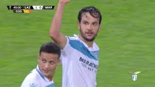 UEFA Europa League   Lazio-OM 2-1, gli highlights