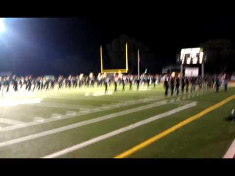 John H Pitman High School Marching Band