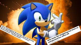 Hot Topics: Sonic the Hedgehog Blockbuster Success?