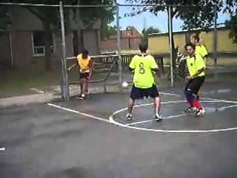 Street Soccer Tournament