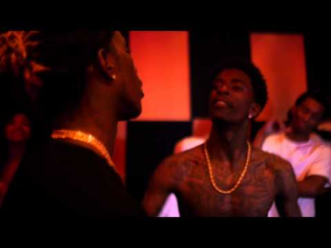 """NEW 2015"" RICH HOMIE QUAN & YOUNG THUG IN STUDIO SESSION"
