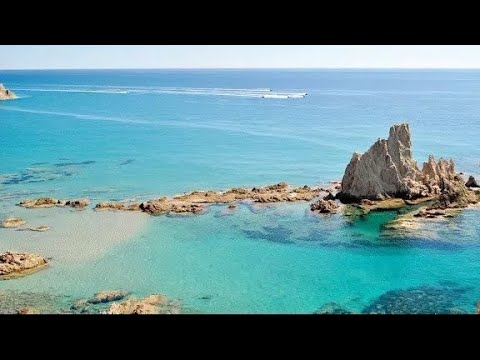 Beaches in Almeria , Spain