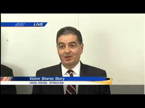 Alleged victim of former Onondaga County Family Court judge speaks out